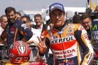 MotoGP - Allemagne Qualifications : Márquez cherche rivaux désespérément