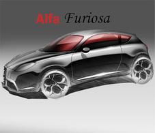 "Alfa ""Junior"": ce sera Furiosa !"