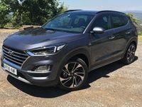 Hyundai Tucson restylé (2018) : les premières images en live de l'essai