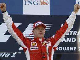 Appel McLaren : Kimi plutôt 2 fois qu'une !