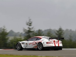 FIA GT1/Nürburgring - Week-end parfait pour Turner/Enge sur l'Aston Martin DB9 du Young Driver