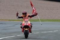MotoGP - Allemagne Course : Márquez a rincé tout le monde