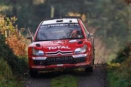 WRC Irlande Jour 1: la voie est libre