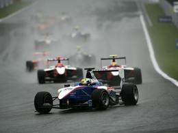 GP3/Spa - Un véritable chaos sous le déluge puis une victoire de Tambay (vidéo)