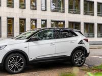 Opel Grandland X: deuxième version hybride rechargeable