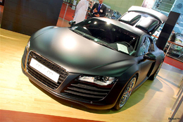 Audi R888 by MTM: pourquoi 888 ?