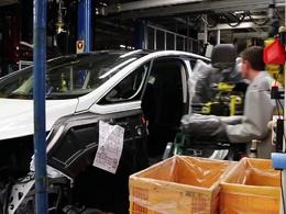 La production automobile française en hausse est tirée par Renault