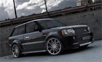 Range Rover Sport: enfin en deux portes!