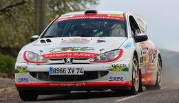 Rallye Alsace Vosges: Patrick Henry l'emporte