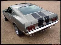 La photo du jour : Ford Mustang 1969.