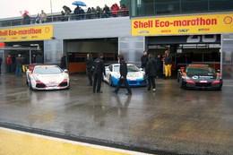 FFSA GT à Dijon: Avantage Saleen en GT1, festival Lamborghini en GT3