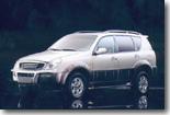 Daewoo développe son offre 4 x 4