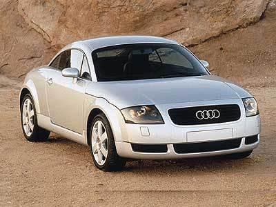 Future Audi TT 3: à la recherche de l'impact...