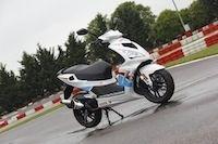 Peugeot Scooters : les tarifs du Speedfight 3 Total Peugeot Sport 50