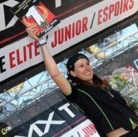 MXF : Livia Lancelot championne de France 2016