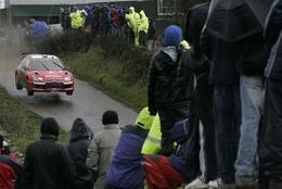 WRC Irlande Jour 2 : Loeb au fil de l'eau