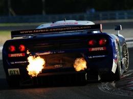 Un nouveau titre en LMS GT1 pour Patrice Goueslard