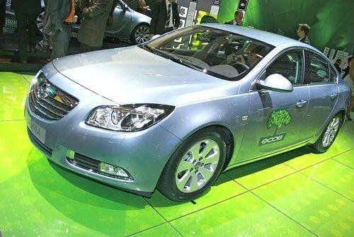 Nouveaux moteurs pour l'Opel Insignia