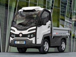 Utilitaires électriques : la nouvelle gamme Alkè  XT commercialisée en 2011
