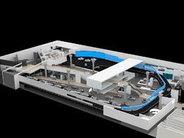 Salon de Francfort 2011 - BMW présente son stand ... et sa piste d'essai
