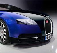 Proposition pour une future Bugatti Royale