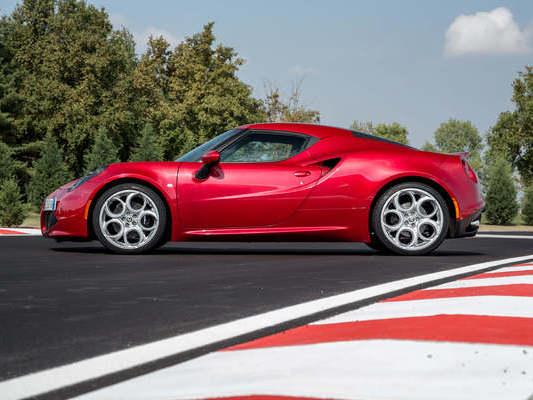 Alfa Romeo : sept modèles à venir d'ici 2018