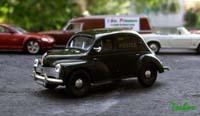 Miniature : 1/43ème - Renault 4cv commerciale
