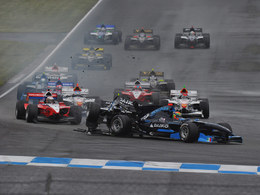 (Week-end de course) AutoGP, F3 International Trophy