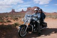 Evasion : les Etats-Unis en Harley-Davidson