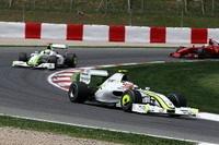 F1-Brawn GP: Il n'y a pas eu de consignes pour faire gagner Button !