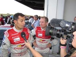 Reprise réussie pour Soheil Ayari en championnat de France GT