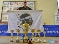 Championnat de France des Rallyes Routiers 2016 : Velardi en toute logique