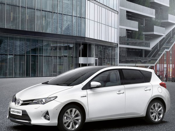La Toyota Auris 2 arrive en production