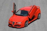 Alfa Romeo GT X-Supero by Novitec Sports : bellissima !