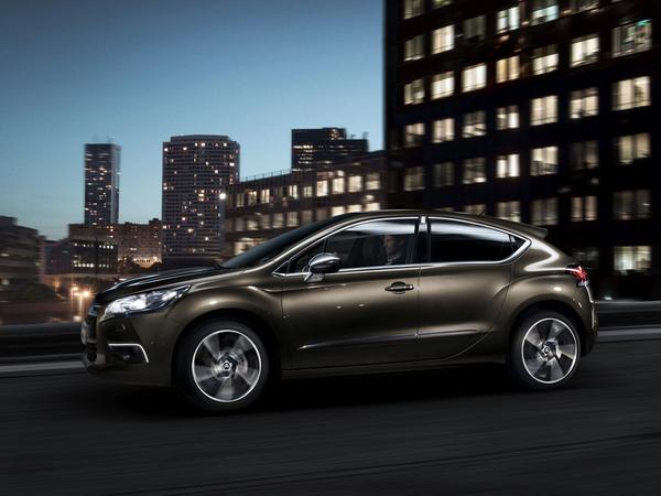 Citroën DS4 : toutes les infos et les photos HD