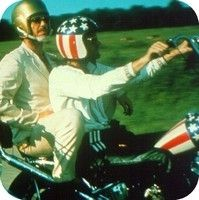 Easy rider touch'... le casque GPA Biker...