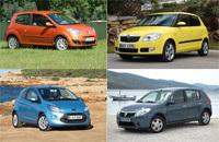 Dossier spécial voitures économiques : ma voiture pour 10 000 €… ou moins !