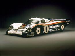 Réponse du quizz du 15 juillet: C'était la Porsche 956 !