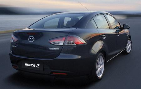 Mazda2 Sedan: zoom zoom de Chine