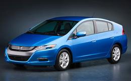 Honda Insight, voiture la plus vendue au Japon en avril !