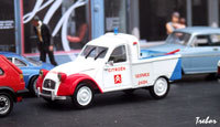 MINIATURE : 1/43ème - CITROËN 2cv pick-up