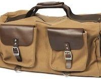 Idée cadeau: Helston's sac de voyage Week-end
