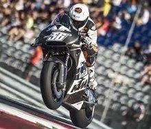 MotoGP - KTM : le saut dans le grand bain