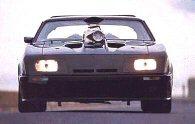 Les monstres routiers (partie 9): L'Interceptor de Mad Max !