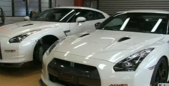Vidéo : La présentation de la Nissan Mine's GT-R SPEC V