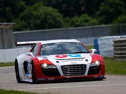 Des Audi R8 LMS à la RoC 2012