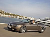 BMW M6 Cabriolet : le plaisir cheveux au vent !