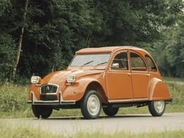 Cela fait 20 ans que la Citroën 2CV nous a quittés