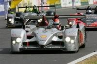 24 heures du Mans 2006: Audi et Corvette indéboulonnables.