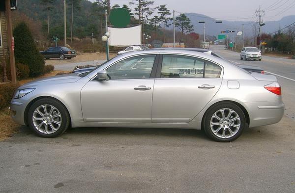 Future Hyundai i50 (Genesis sedan)-Acte 2